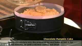 eXpresso Recipes- Sasko -Chocolate Pumpkin Cake.mov