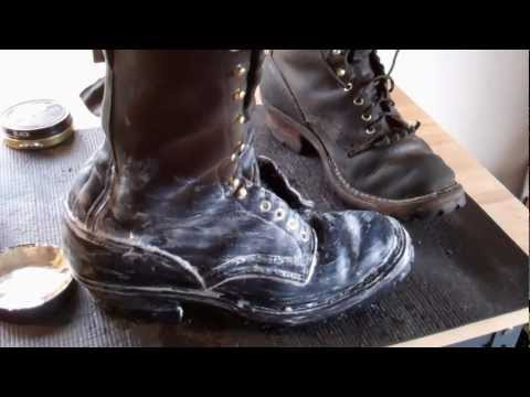 How To Properly Care For Wildland Boots pt 3
