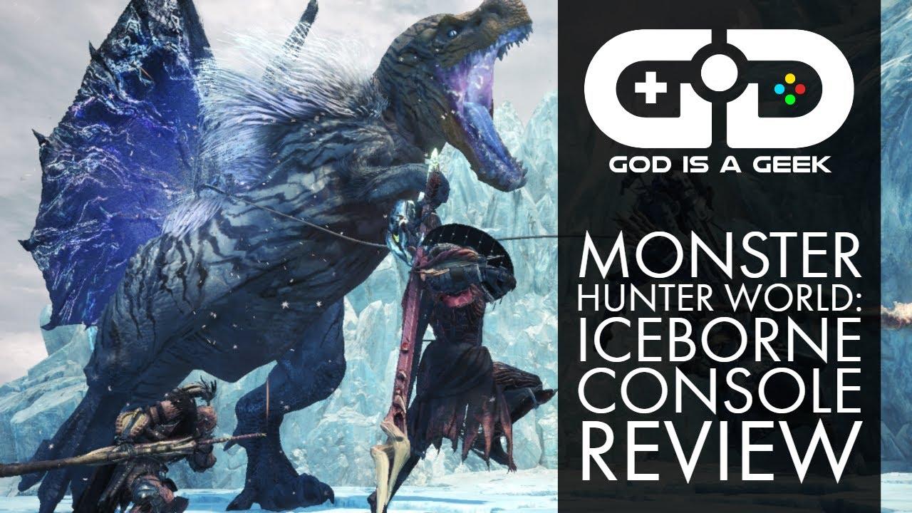 Monster Hunter World: Iceborne review - GodisaGeek com