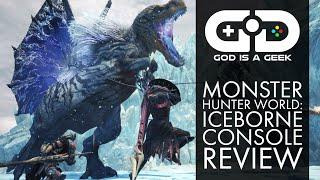 Monster Hunter World: Iceborne review: The BEST Expansion ever?