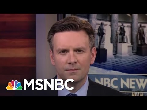 Josh Earnest: President Obama Would Jump In If Government Crosses 'Red Lines' | MSNBC