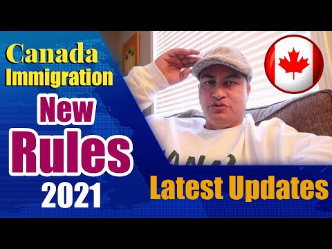 Canada Immigration New Rules 2021 - Good News For Students But Bad News For Travellers