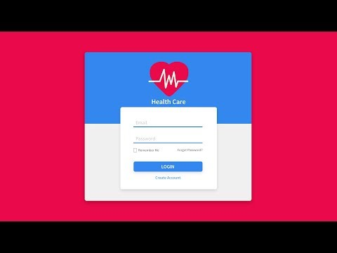Download How To Create Hospital Health Care Modern Flat Ui