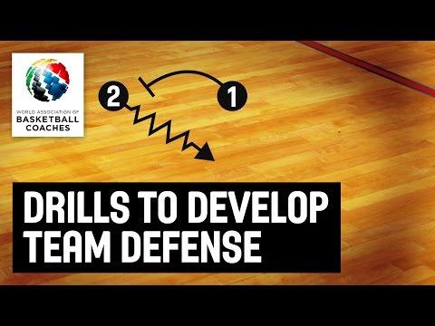 Drills to Develop Team Defense - Jim Boylen - Basketball Fundamentals