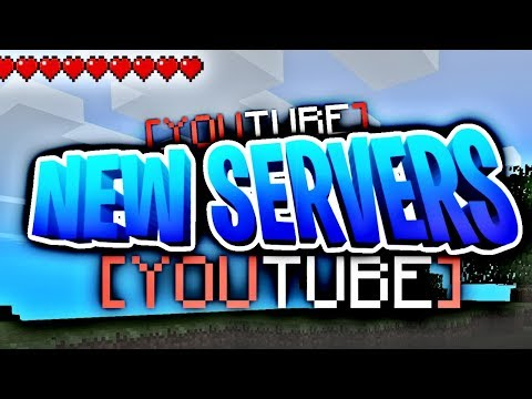 5 Popular Mcpe Servers Minecraft Pe Skywars Bedwars Murder Mystery Uhc Factions Youtube