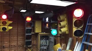 Garage signals all running!
