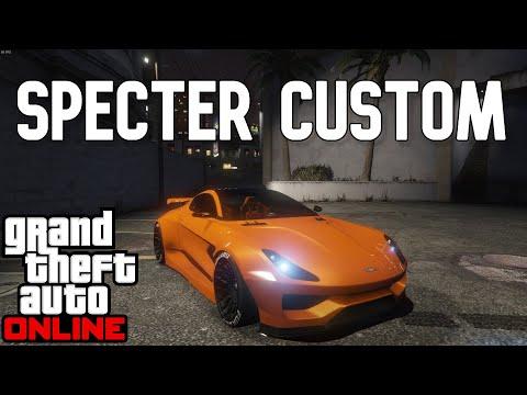 GTA Online - Specter Custom Customization & Review