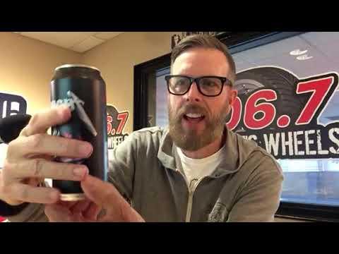 Bill McAllister Blog - Reviewing Metallica's Beer!