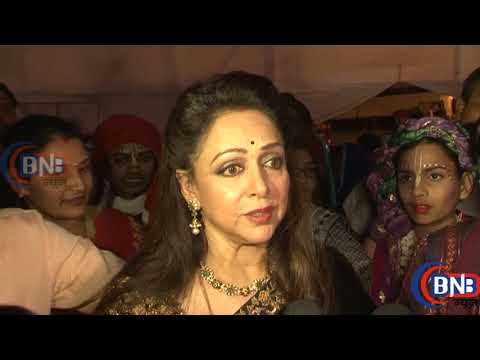 BOOK LAUNCH OF BOMBAY IS MY OFFICE AND CHASING BY ACTRESS HEMA MALINI SPACIAL INTERVIEW