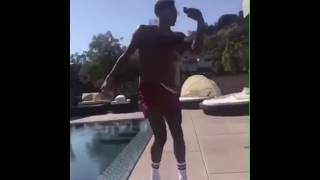 !!!!! JESSE LINGARD GETTING LIT!!!!! SHOULD THIS BE NEXT FORTNITE DANCE????!!