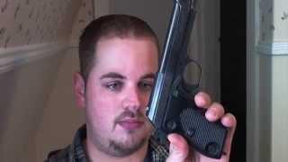 """Helwan"" 9mm Pistol Beretta 1951 - Ryan Michad"