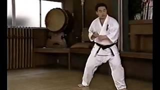 A kyokushin karate instructional hosted by Kancho Shokei Matsui. *t...