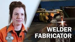Job Talks - Welder Fabricator
