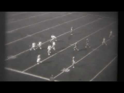 Graham Football - Grundy High School 9-9-72 1972 Football (Also YouTube - Crazy J Cousins)