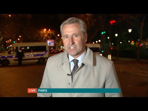 [HD] ITV Evening News: Paris terror attacks special programme