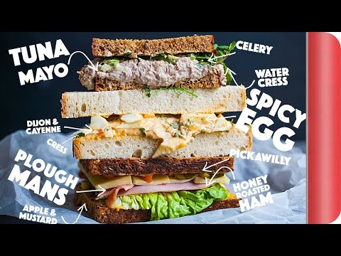 3 First Class Sandwich Fillings To Make Lunch Great Again