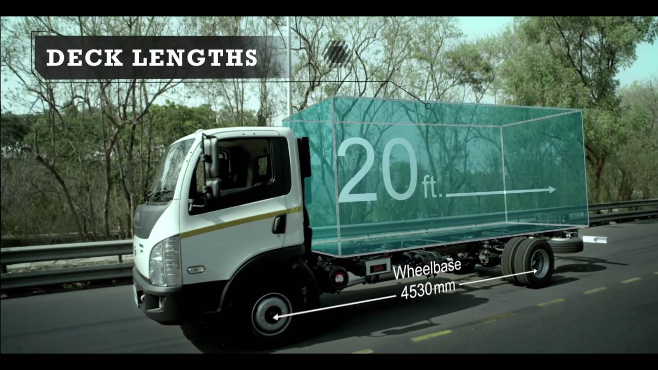 Tata Ultra - The Next Generation Light Commercial Truck. Tata Motors