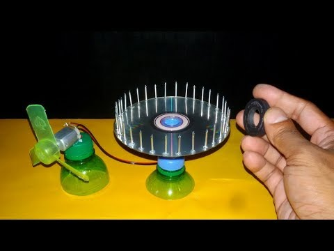SCIENTISTS FOUND OUT A NEW WAY FOR FREE ENERGY WHICH YOU CAN BUILD AT HOME!