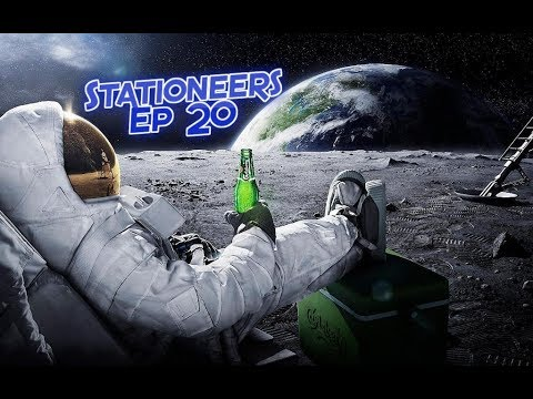 Stationeers Ep20 - More work on Base