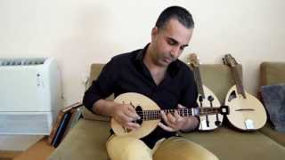 Mandolin master yaki reuven is testing my new bresciane/cremonese from around 1890.mandolin mandolinthe builder...