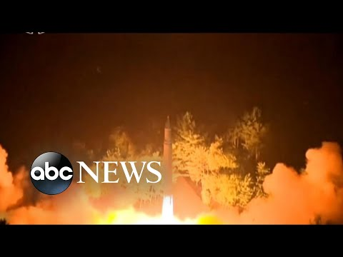 North Korea launch indicates the whole US potentially in range