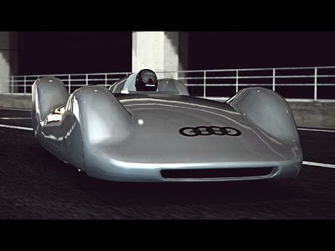 (GT6) Audi Auto Union V16 Type C Streamline