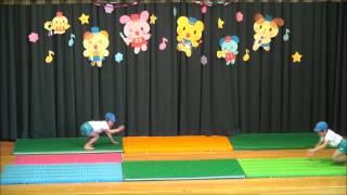 子どもはすごい 保育園発表会 2014 体操演技 ショート版 thumbnail