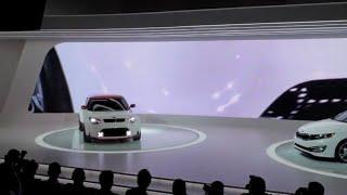 Kia Trackster Concept 2012 Videos