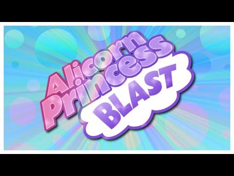 Ready Set Play Alicorn Princess Blast