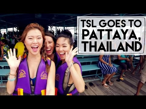 Things To Do In Pattaya That Will Take Friendships To The Next Level - Smart Travels: Episode 13