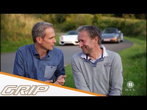 Porsche-Supersportler: 959 und 918 Spyder - GRIP - Folge 420 - RTL2