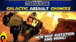 Star Wars Battlefront 2 News Update: Galactic Assault Changes and More!