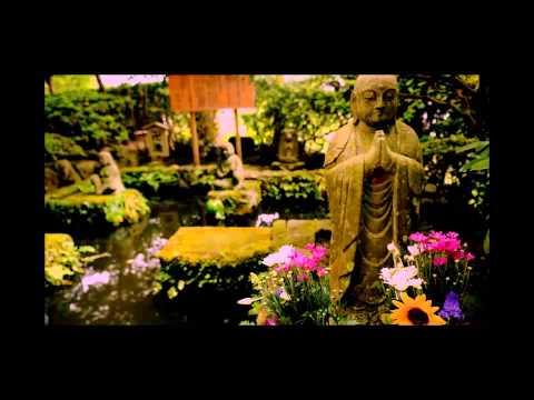 Binaural: Zen Garden @ Theta = Tranquil, Relaxing, & Healing