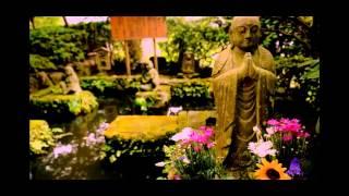 Binaural: Zen Garden 432hz + 528hz = Tranquil, Relaxing, & Healing