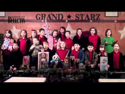 Victory Life Academy students perform 'Jingle Bells'