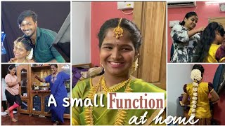 A kutty function for Boyfriend's sister | Happy day with Family | A day in our life