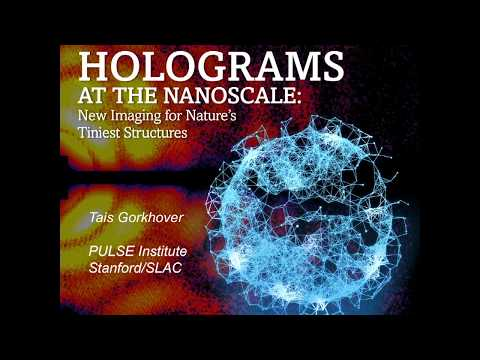 Public Lecture | Holograms at the Nanoscale: New Imaging for Nature's Tiniest Structures