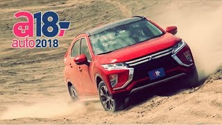 Nueva Mitsubishi Eclipse Cross - Prueba / Road test / Review | Auto 2018