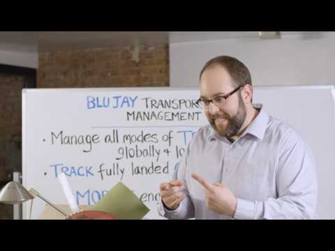 "BluJay Solutions | Transportation Management - ""Stewie Quits"""