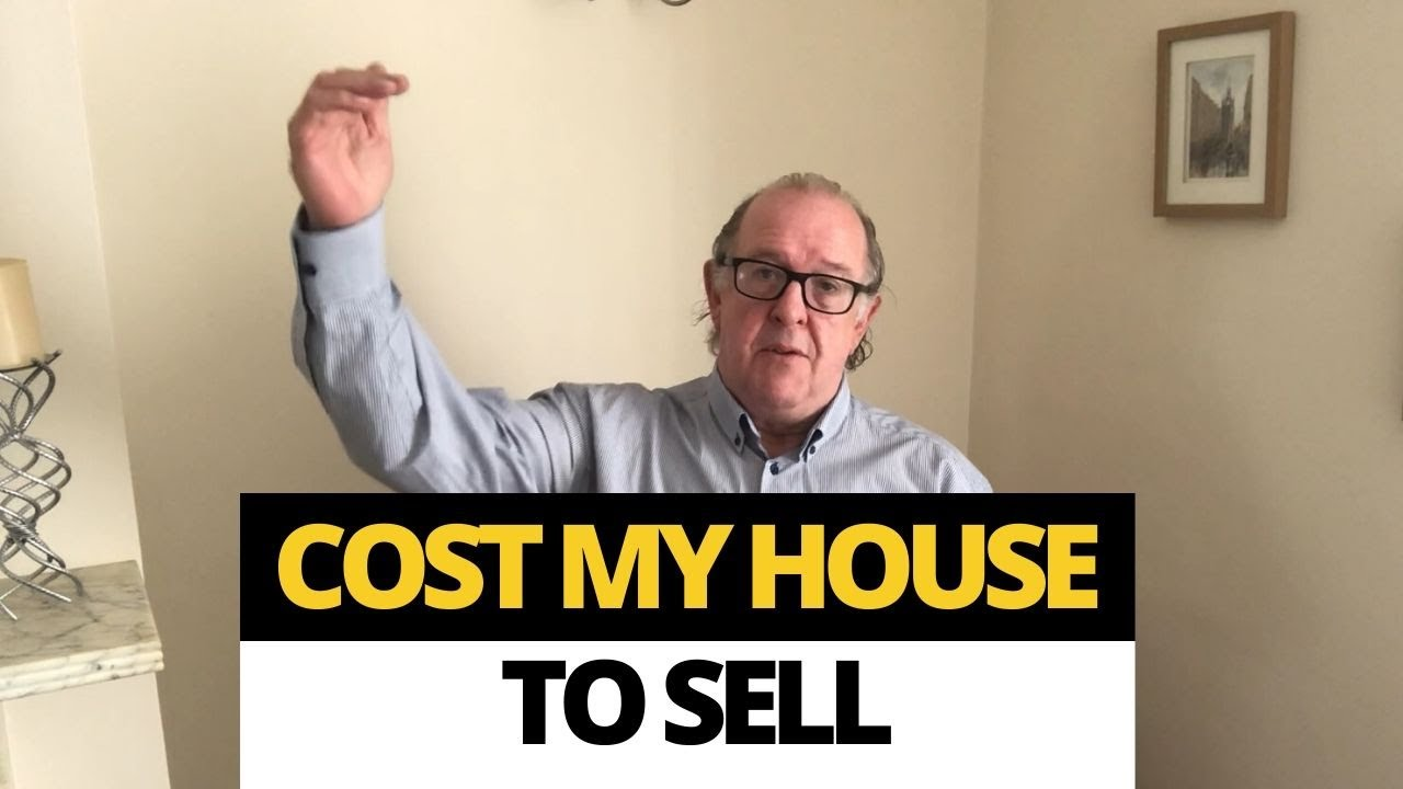 Cost to sell your house