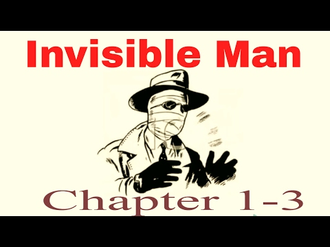 CBSE Summary - The Invisible Man chapter 1,2&3