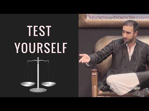 In 3 Minutes Test Your Eemaan - Sayed Ammar Nakshawani