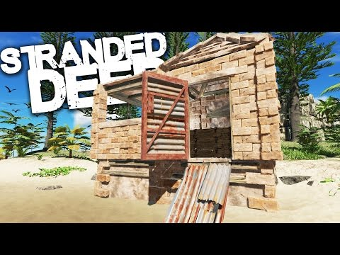 Stranded Deep | Survival Part 21 | NEW BRICKS!! (Experimental)
