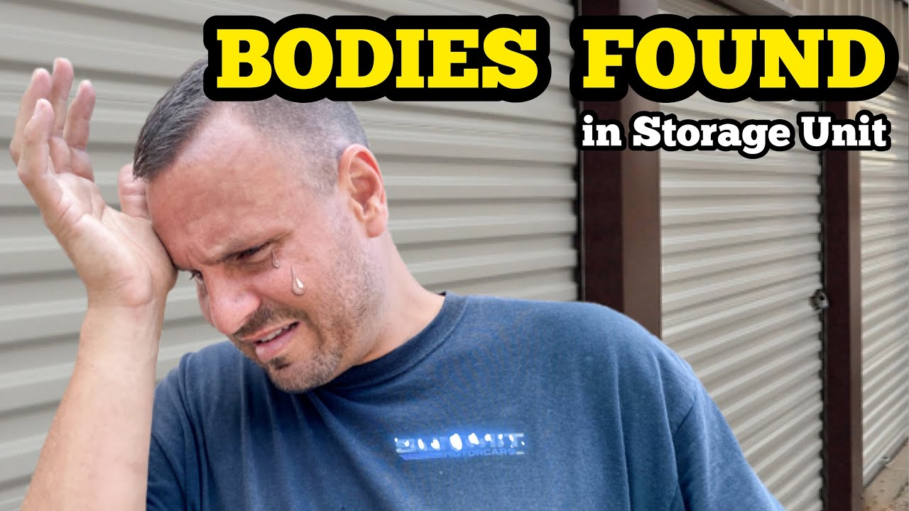 Download We FOUND BODY INSIDE Locker / I Bought An Abandoned Storage Unit / Mystery Unboxing / Storage Wars