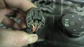Mitsubishi Pajero после замены двигателя не заводится