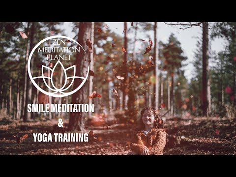Inner Smile Meditation & Yoga Training to Feel Pure, Natural Joy of Life