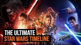 The Ultimate Star Wars Timeline