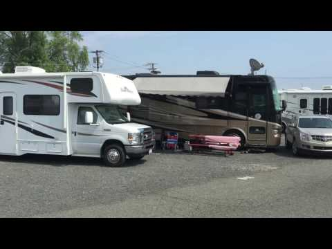 Day 7: Travel to Liberty Harbor RV Park, in New York City