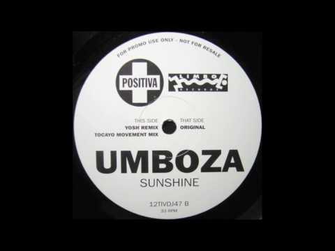 Umboza - Sunshine (Original Mix)