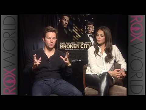 Rox Cella Exclusive with Mark Wahlberg and Natalie Martinez